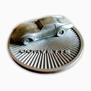 Fabricante de pisapapeles metálicos y en resina en España